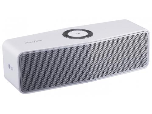 Портативная акустика LG NP7550W, портативная, белая, вид 1