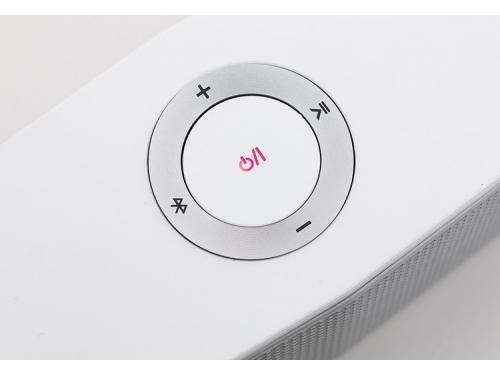 Портативная акустика LG NP7550W, портативная, белая, вид 3