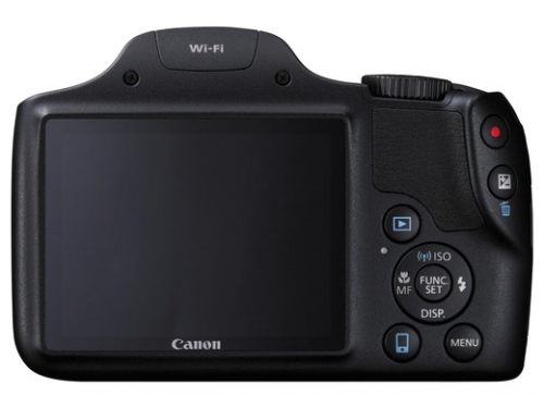 Цифровой фотоаппарат Canon PowerShot SX530 HS Black, вид 2