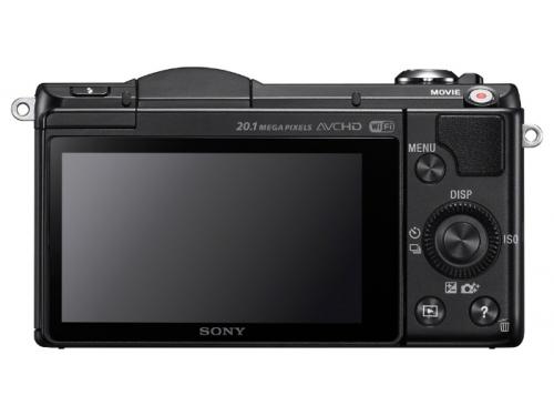 Цифровой фотоаппарат Sony Alpha 5000 kit черный, вид 1