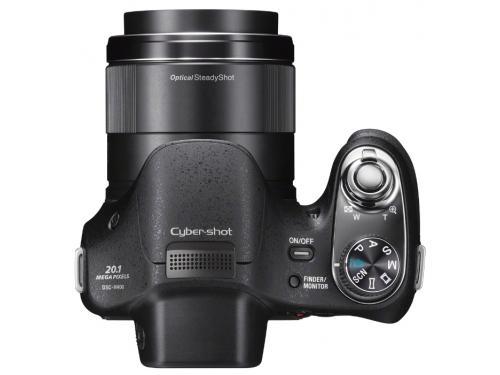 Цифровой фотоаппарат Sony Cyber-shot DSC-HX400 Black, вид 3