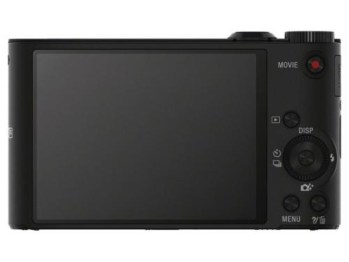 Цифровой фотоаппарат Sony Cyber-shot DSC-WX350 черный, вид 2