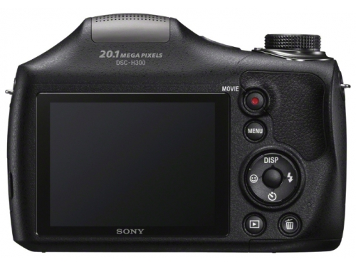 Цифровой фотоаппарат Sony CyberShot H300, вид 2