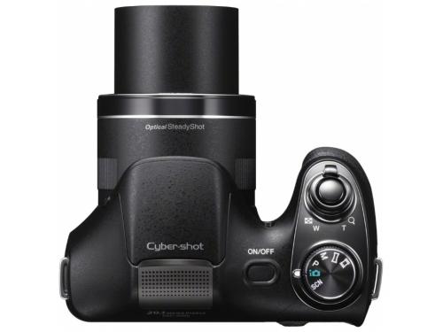 Цифровой фотоаппарат Sony CyberShot H300, вид 3