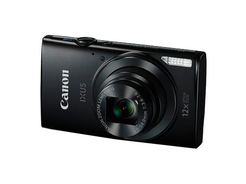 Цифровой фотоаппарат Canon IXUS 170 Black, вид 1