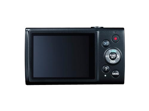 Цифровой фотоаппарат Canon IXUS 170 Black, вид 2