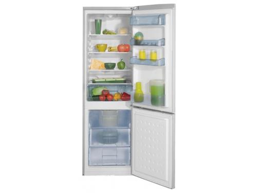 Холодильник Beko CS 328020 S серебристый, вид 2
