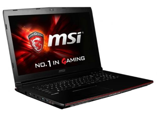 Ноутбук MSI GP72 2QE-201RU/17.3