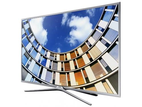 телевизор Samsung UE32M5550AU, серебристый, вид 1