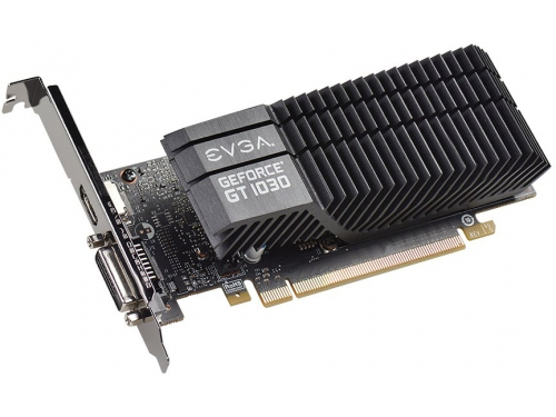 Видеокарта GeForce EVGA 02G-P4-6332-KR 2048Mb, вид 1