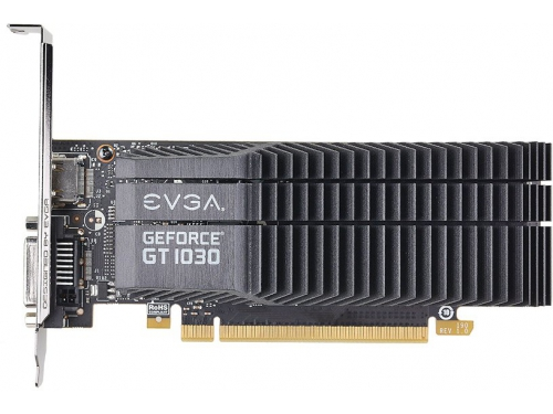 Видеокарта GeForce EVGA 02G-P4-6332-KR 2048Mb, вид 3