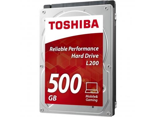 Жесткий диск Toshiba HDWJ105UZSVA 500 Gb, вид 1