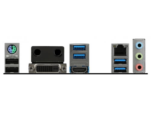 Материнская плата MSI B250I Pro (Soc-1151,  B250, DDR4, miniITX, SATA3, LAN-Gbt, USB 3.0), вид 4