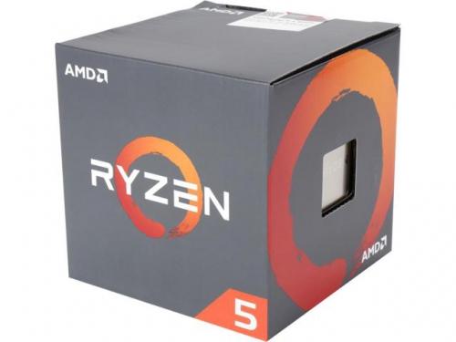 Процессор AMD Ryzen R5-1500X (AM4, 3600MHz) BOX, вид 1