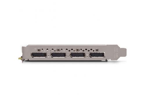 Видеокарта профессиональная Pny Quadro P2000 (VCQP2000BLK-1) 3.0 5120Mb 160 bit HDCP GDDR5, 160 bit, 4xDP, вид 3