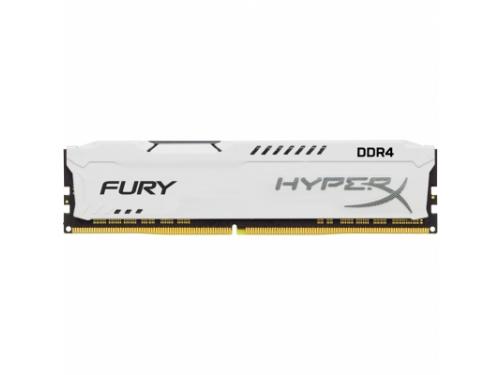 Модуль памяти DDR4 8192Mb 2400MHz Kingston HyperX Fury Series HX424C15FW2/8, вид 1