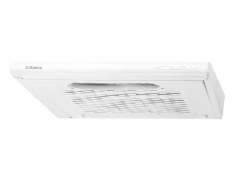 Вытяжка кухонная Hansa OSC5111WH, белая, вид 2