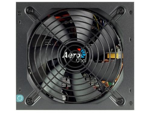 Блок питания Aerocool 850W HIGGS-850W ATX12V V2.3 вентилятор d140мм мод, вид 4