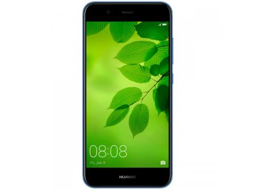 Смартфон Huawei Nova 2 4Gb/64Gb, синий, вид 1