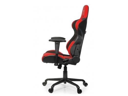 Компьютерное кресло Arozzi Torretta, красное, вид 3