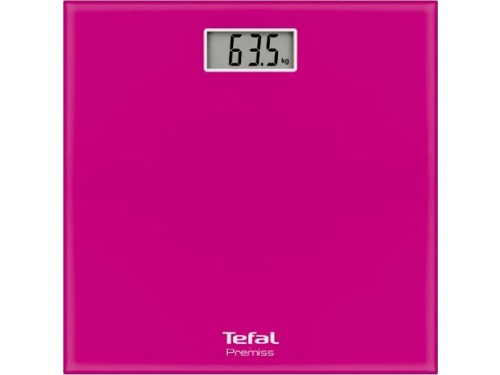 Напольные весы Tefal PP1063, розовые, вид 1