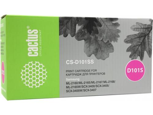 CACTUS CS-D101S(S) черный