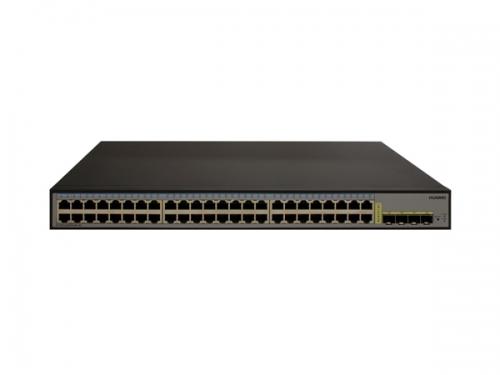 Коммутатор (switch) Huawei S1720-52GWR-PWR-4X-E, вид 1