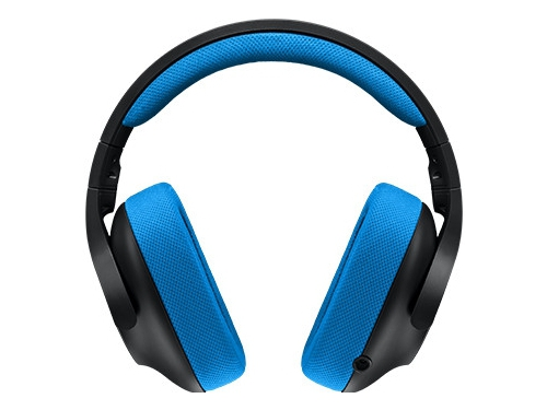 Гарнитура для ПК Logitech Gaming Headset G233 Prodigy, черно-голубая, вид 1
