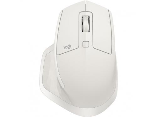 Мышь Logitech MX Master 2S, светло серая, вид 2