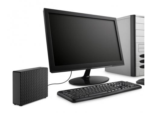 Жесткий диск Seagate 5000Gb, 3.5'', USB3.0 (STEB5000200), чёрный, вид 6