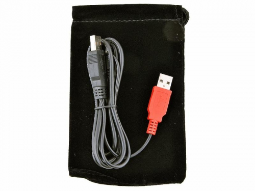 Корпус для жесткого диска AgeStar SUB2S (SATA - USB 2.0, 2.5''), чёрный, вид 5