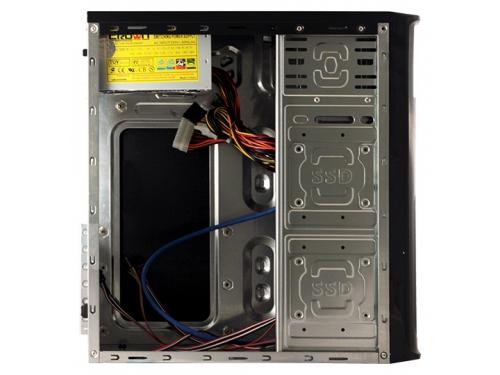 Корпус Crown CMC-SM603, ATX, USB3.0, с блоком питаня 500W, чёрный, вид 2