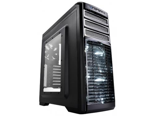 Корпус компьютерный Deepcool Kendomen TI без БП боковое окно, черный, вид 2