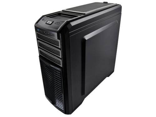 Корпус компьютерный Deepcool Kendomen TI без БП боковое окно, черный, вид 3