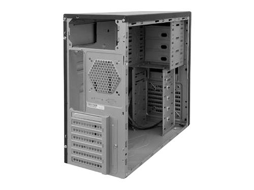 Корпус INWIN EC021BL 450W, ATX, USB+Audio, черный 6101058, вид 2