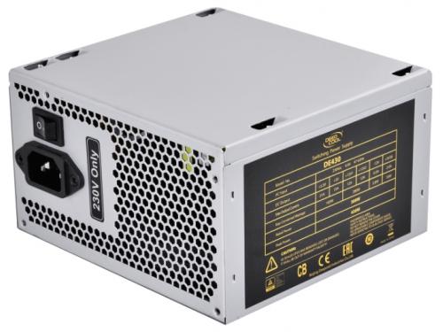 Блок питания Deepcool DE430 430W Explorer (APFC, 120 мм), вид 3