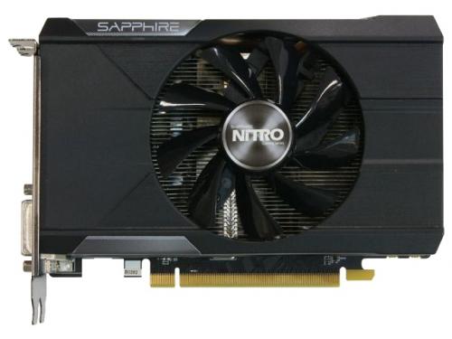 Видеокарта Radeon Sapphire Radeon R7 370 985Mhz PCI-E 3.0 2048Mb 5600Mhz 256 bit 2xDVI HDMI HDCP NITRO (11240-10-20G), вид 1