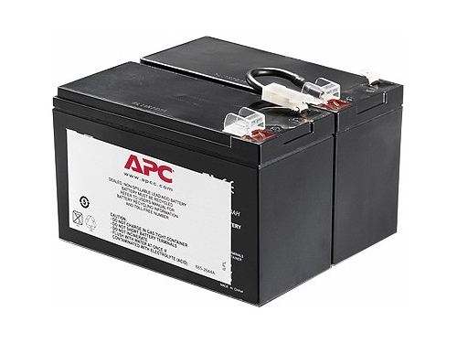 Батарея аккумуляторная для ИБП APC APCRBC109 (12 В, 2x 9Ah), вид 1