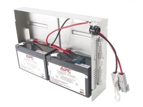 Источник бесперебойного питания Батарея аккумуляторная APC RBC22 (12 В, 2x 7Ач), вид 1