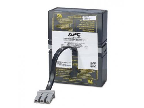 Источник бесперебойного питания Батарея аккумуляторная APC RBC32 (12 В, 2x 7Ач), вид 1