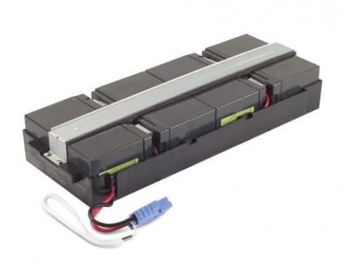 Источник бесперебойного питания Батарея аккумуляторная APC RBC31 (12 В, 4x 9Ач), вид 1