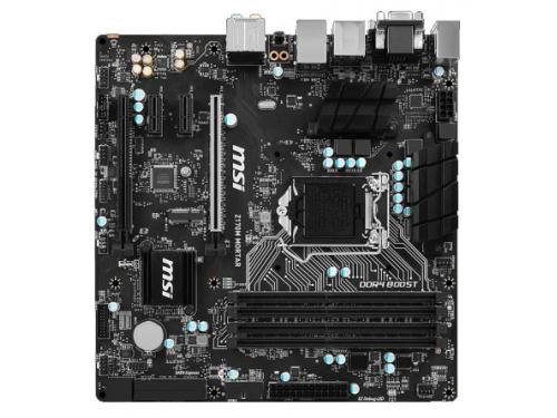 Материнская плата MSI Z170M MORTAR (mATX, LGA1151, Intel Z170), вид 1