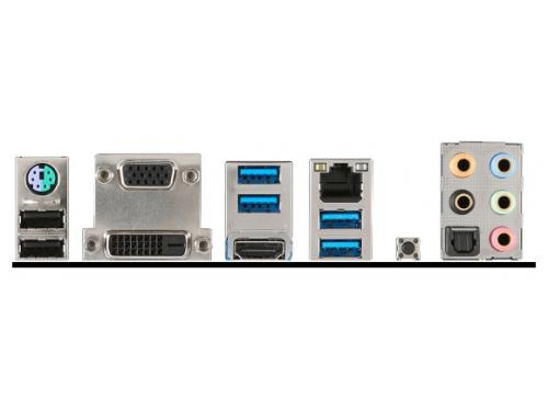 Материнская плата MSI Z170M MORTAR (mATX, LGA1151, Intel Z170), вид 4