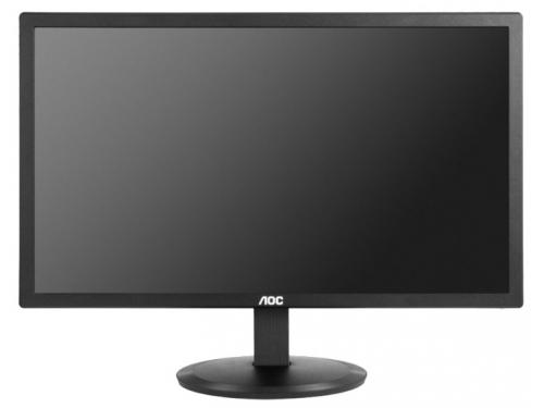 Монитор AOC E2180SWN Чёрный, вид 2