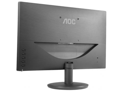 Монитор AOC E2180SWN Чёрный, вид 4