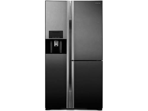 Холодильник Hitachi R-M 702 GPU2X MIR нержавеющая сталь, вид 1