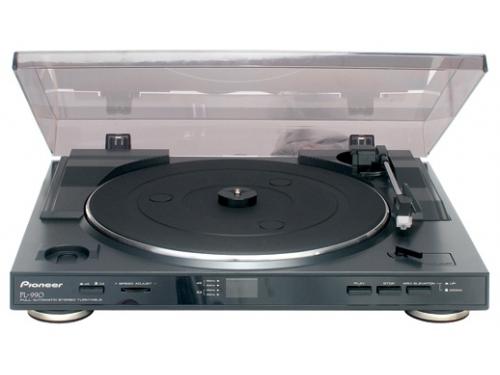 Проигрыватель винила Проигрыватель виниловых дисков Pioneer PL-990 (RCA-стерео), вид 1