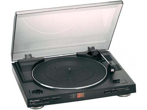 Проигрыватель винила Проигрыватель виниловых дисков Pioneer PL-990 (RCA-стерео), вид 6