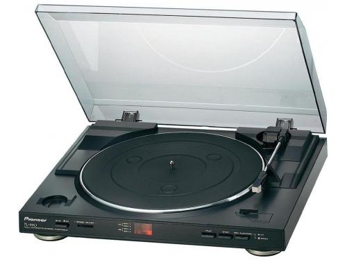 Проигрыватель винила Проигрыватель виниловых дисков Pioneer PL-990 (RCA-стерео), вид 7