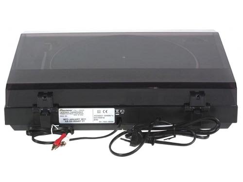 Проигрыватель винила Проигрыватель виниловых дисков Pioneer PL-990 (RCA-стерео), вид 2